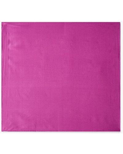 Платок фиолетовый Venera