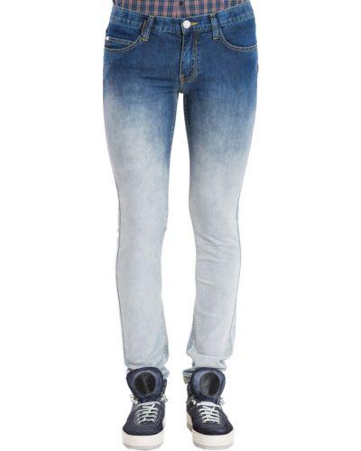 Синие джинсы Frankie Morello