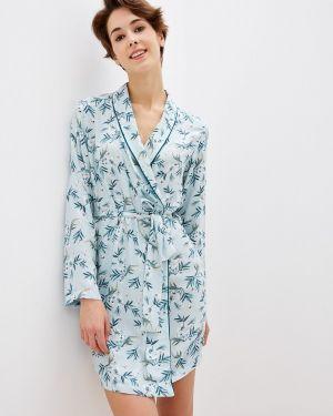 Домашний халат - голубой Mark Formelle