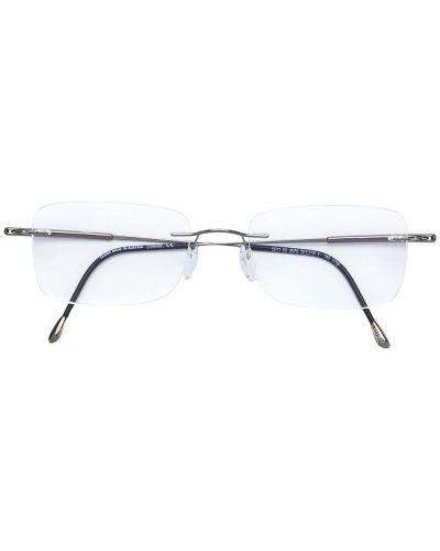 Бежевые очки Silhouette