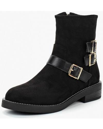 Ботинки осенние замшевые Vivian Royal
