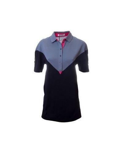 Szary t-shirt krótki rękaw Lacoste