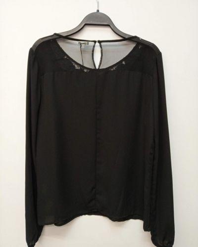 Черная блузка Ovs