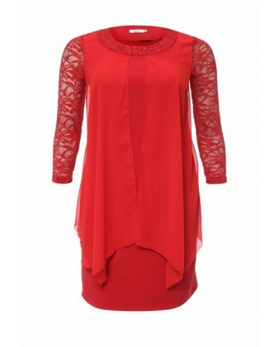 Асимметричное коктейльное платье Lina