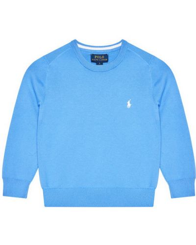 Sweter - niebieski Polo Ralph Lauren