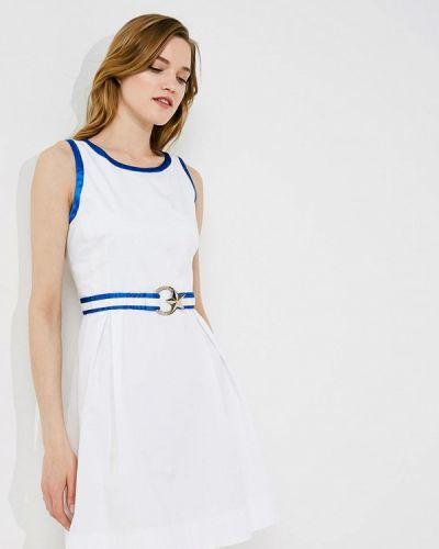 Белое платье Frankie Morello