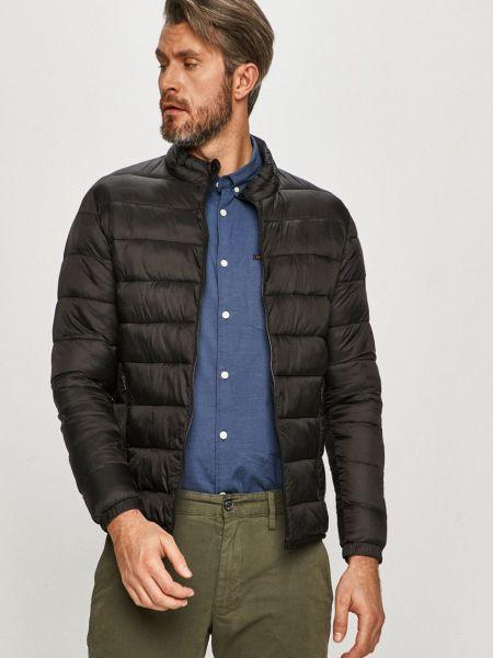 Стеганая куртка - черная Produkt By Jack & Jones