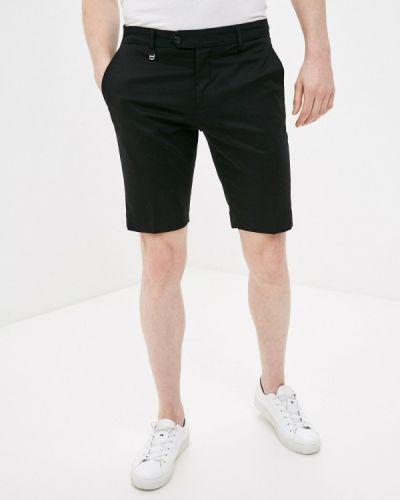 Повседневные черные шорты Antony Morato