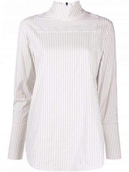 Блузка с длинными рукавами - белая Tela