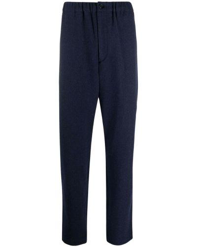 Spodnie - niebieskie Kenzo