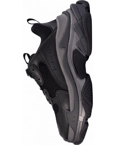 Черные кроссовки Balenciaga