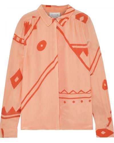 Рубашка на кнопках Cecilie Copenhagen