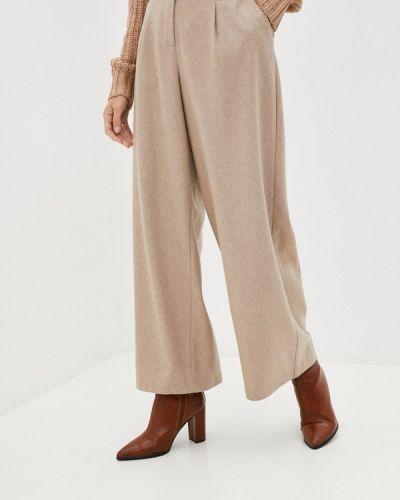 Повседневные бежевые брюки Ichi
