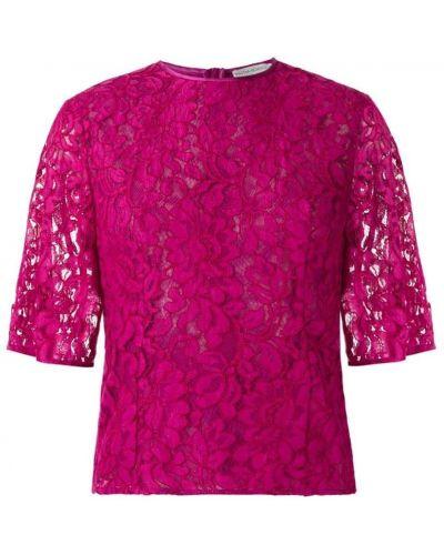 Блузка кружевная розовая Martha Medeiros
