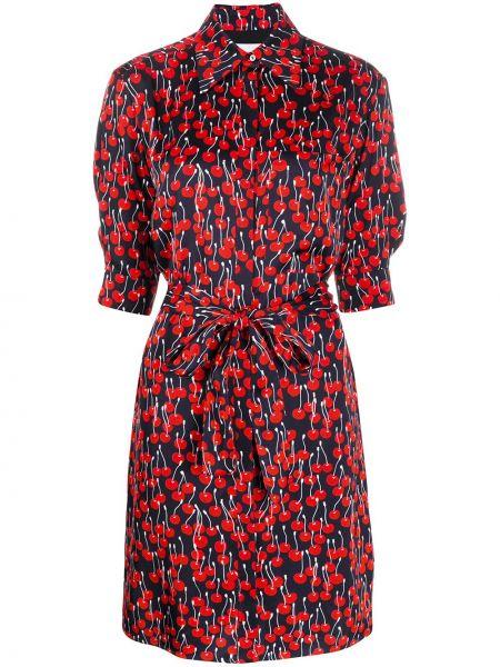 Платье платье-рубашка с воротником Victoria, Victoria Beckham