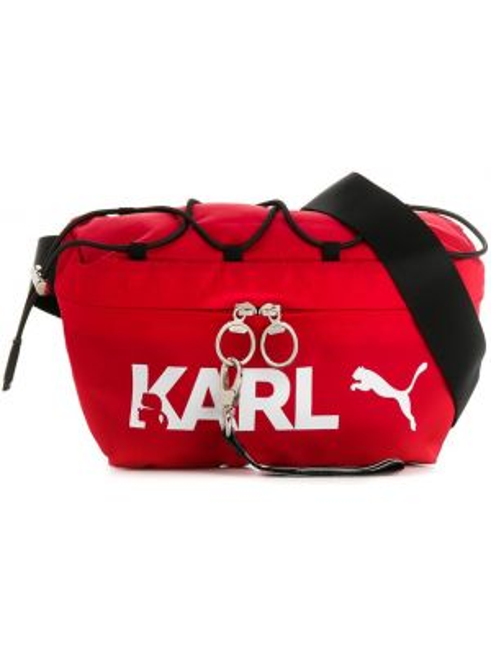 Поясная сумка на плечо Karl Lagerfeld