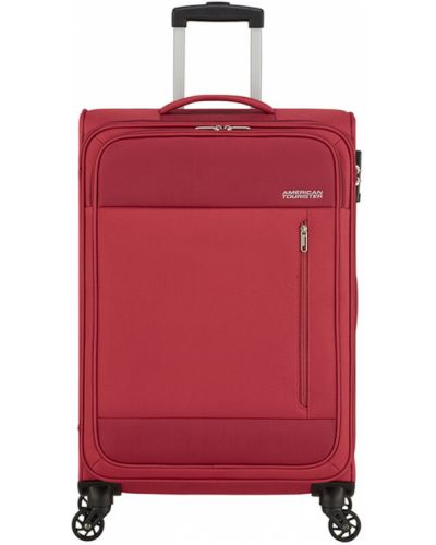 Ciepła walizka American Tourister