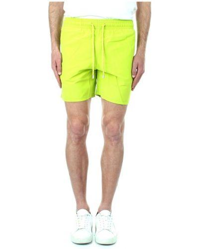 Zielone szorty Vilebrequin