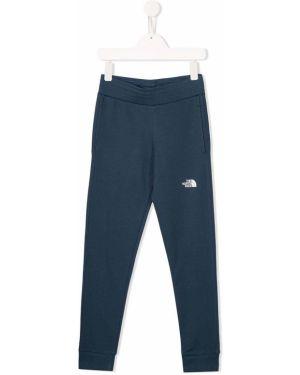 Синие брюки The North Face Kids
