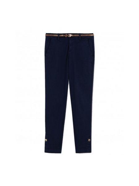 Niebieskie spodnie Liu Jo