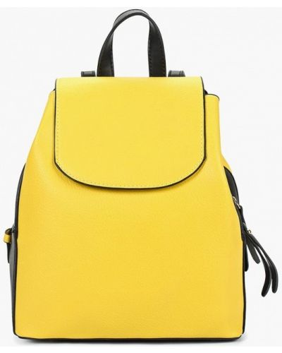 Желтый рюкзак городской Baggini