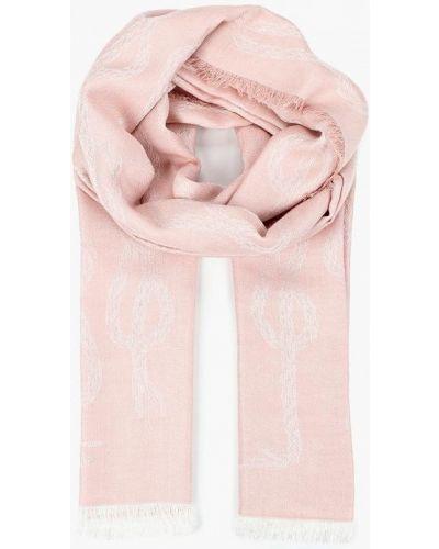 Розовый палантин Furla