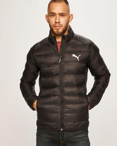 Стеганая куртка утепленная с капюшоном Puma