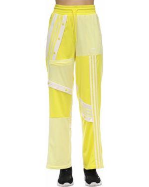 Спортивные брюки на резинке свободные Adidas Originals