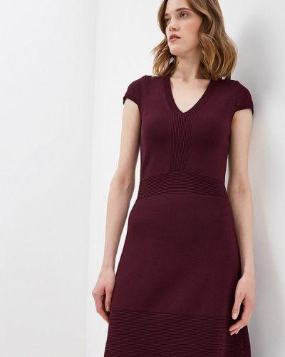 Повседневное платье бордовый весеннее Michael Michael Kors