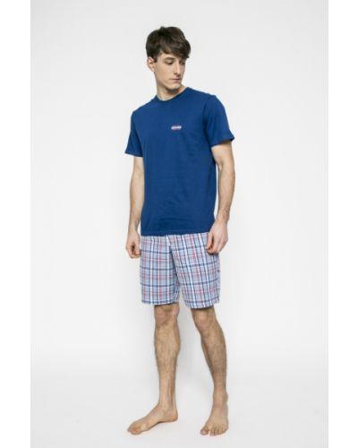 Пижама синий темно-синий Henderson