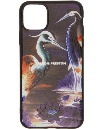 Черная ключница Heron Preston