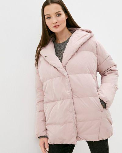 Розовая зимняя куртка Incity