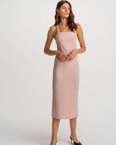 Розовое вечернее платье Befree