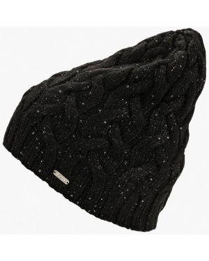 Шапка черная осенняя Ferz