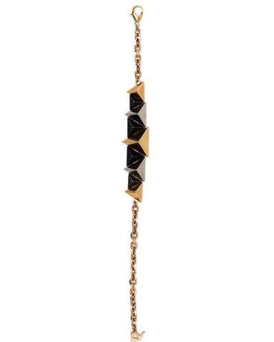 Złota bransoletka Louis Vuitton
