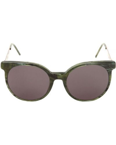 Zielone okulary So.ya