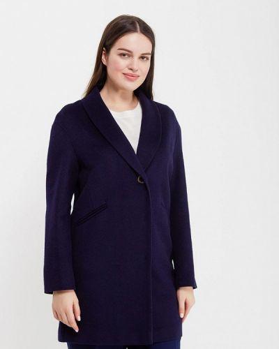 Синее пальто весеннее синар