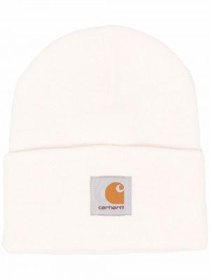 Czapka beanie - biała Carhartt Wip