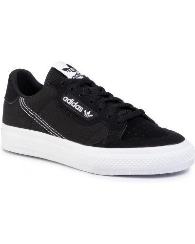 Półbuty czarny Adidas