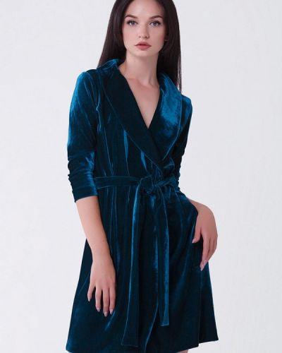 Платье - бирюзовое My Atelier