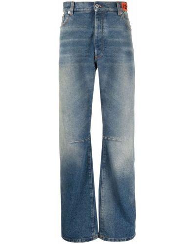 Niebieskie mom jeans Heron Preston