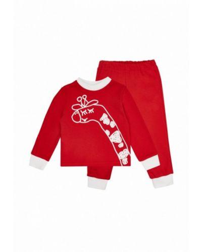 Красная пижама Garnamama