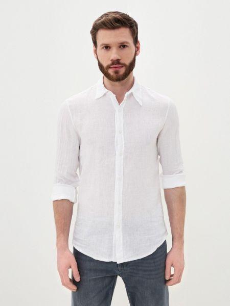 Белая рубашка Young & Rich
