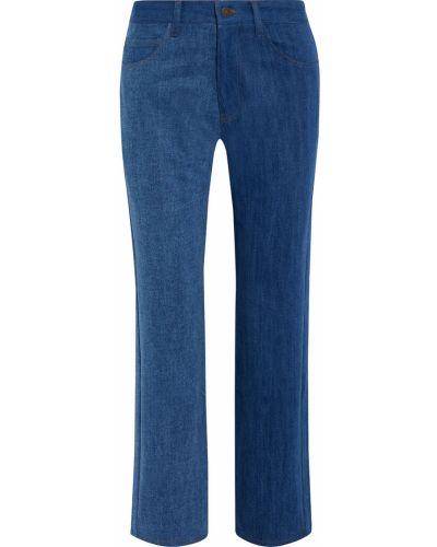 Джинсовые прямые джинсы Rejina Pyo