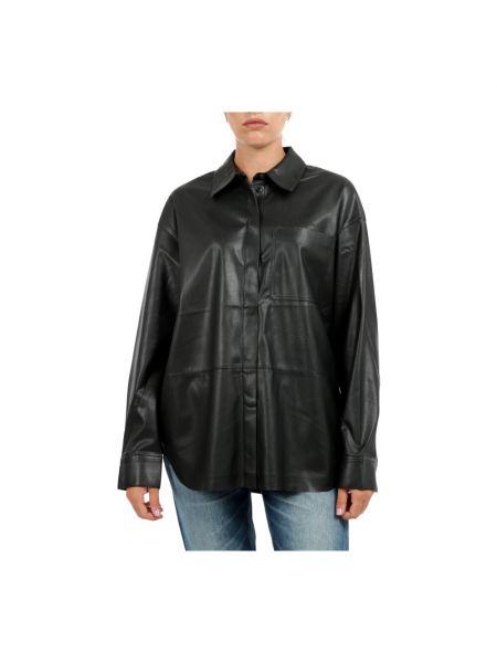 Koszula - czarna Calvin Klein Jeans
