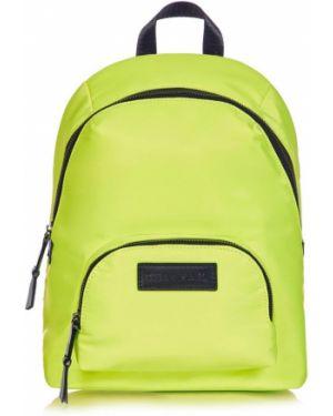 Żółty plecak z nylonu Tiba + Marl