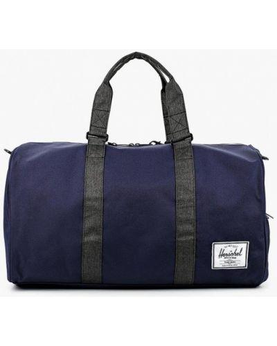 Синяя дорожная сумка Herschel Supply Co.