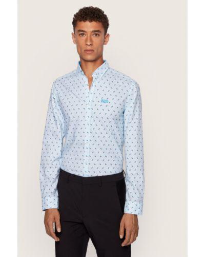 Koszula, niebieski Boss