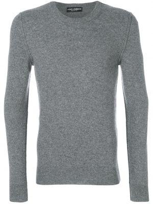 Sweter wełniany Dolce And Gabbana