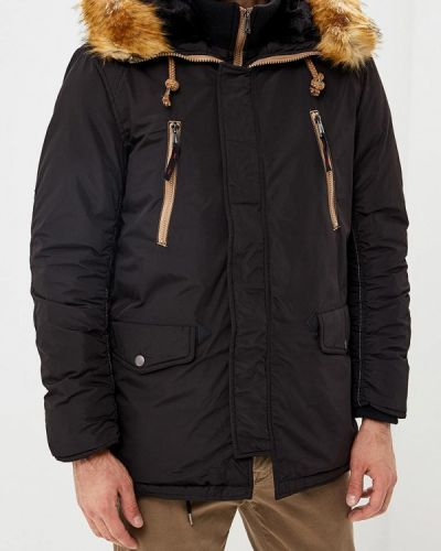 Куртка осенняя утепленная зимняя Young & Rich